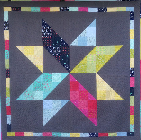Starlight Star Bright Quilt Class Starting 7 September
