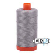 Aurifil Cotton Mako 2620 Stainless Steel