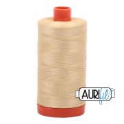 Aurifil Cotton Mako 2125 Wheat 50wt