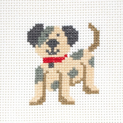 Anchor 1st Kit - Counted Cross Stitch Toby