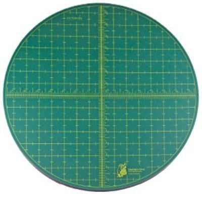 "Rotating Cutting Mat 15"" (40 cms)"