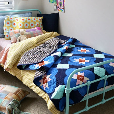 Leilani Quilt Pattern and Templates