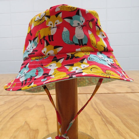 Bucket Hat Class Tuesday 15 September