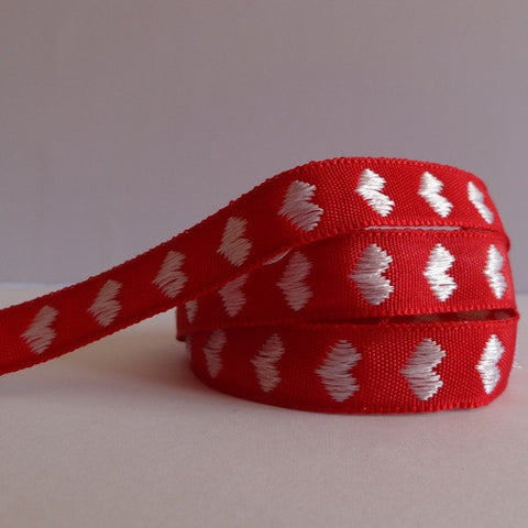 Red Heart Ribbon 12 mm