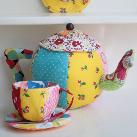 Tea Set Pattern