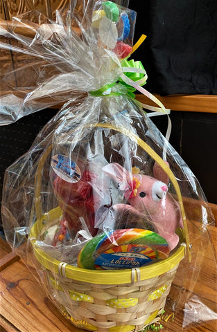 Nelson's Easter Basket