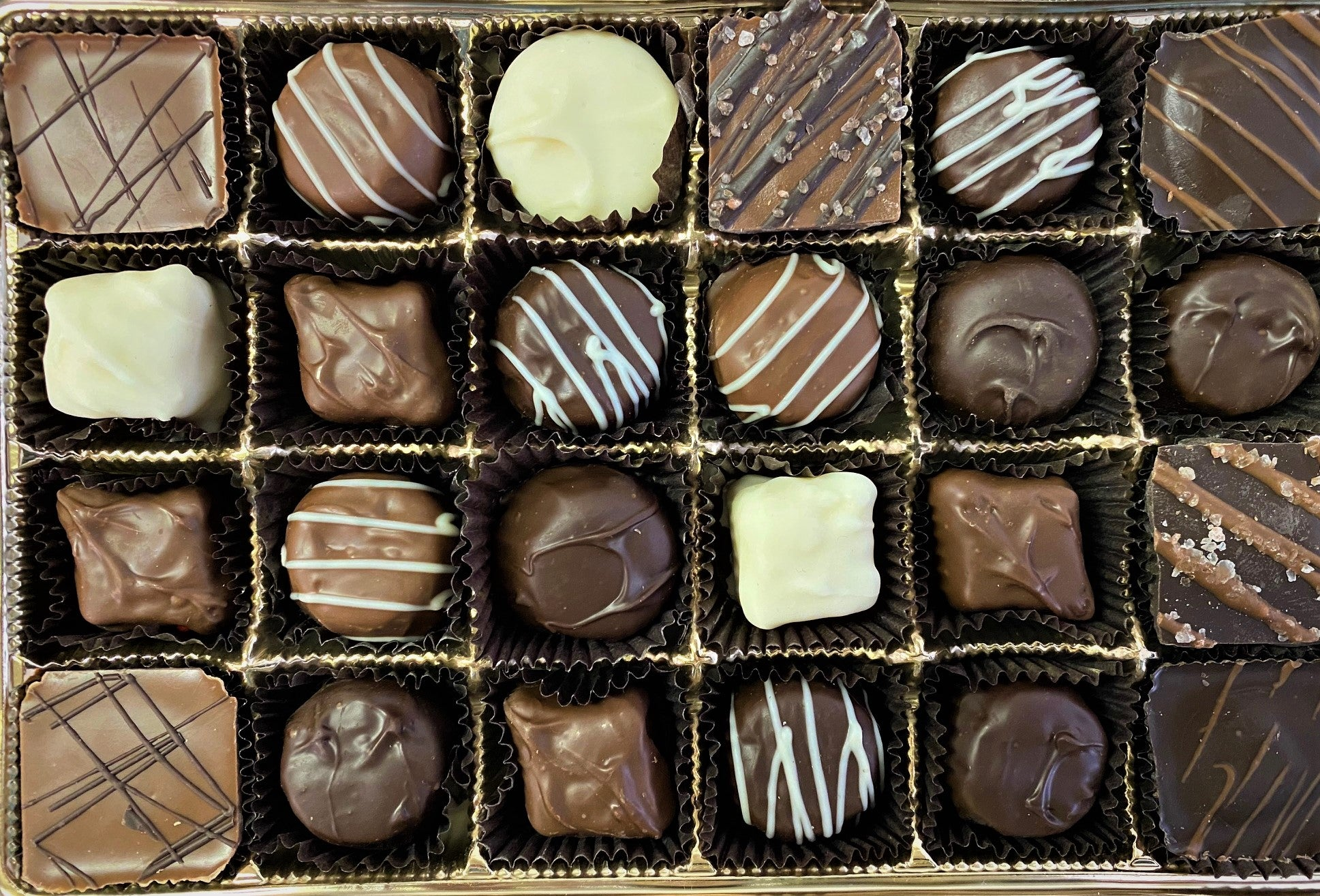 One Pound Gift Box Chocolates
