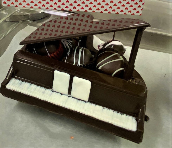Love Notes Chocolate Grand Piano