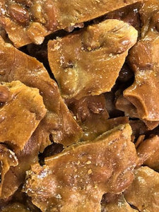 Old Fashioned Peanut Brittle