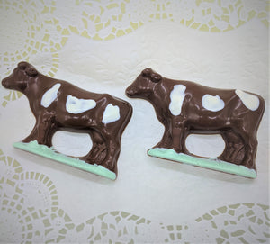Nelson's Chocolate Cow