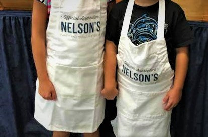 Kid Sized Official Nelson's Apprentice Apron
