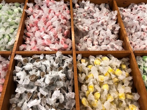 One Pound Nelson's Famous Salt Water Taffy