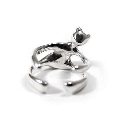 Bear Hug Ring