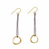 Baby Bent Dangle Earrings