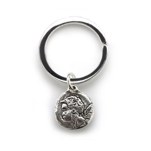 Protection Charm Key Ring