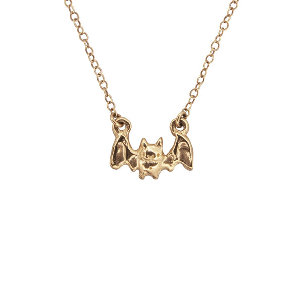 Mini Bat Necklace