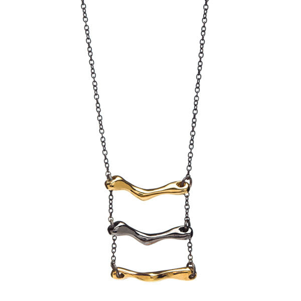 Small Ladder Necklace