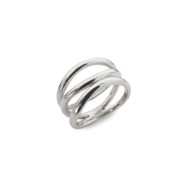 Thin Twist Ring