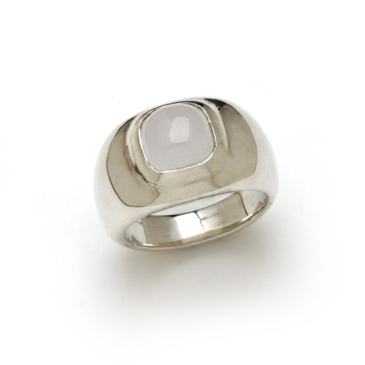 Cushion Setting Ring