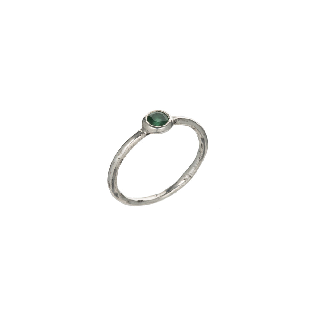 3.5mm Solitaire Ring