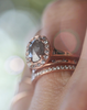 Rustic Diamond Ring