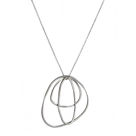 Triple Loop Necklace