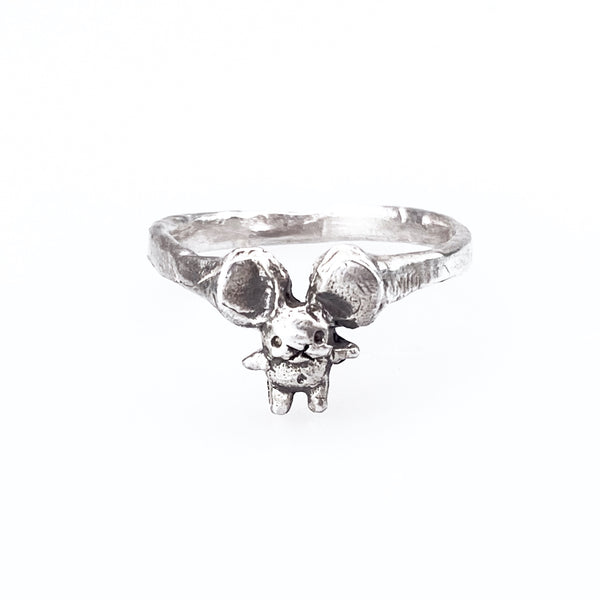 Micro Mouse Ring