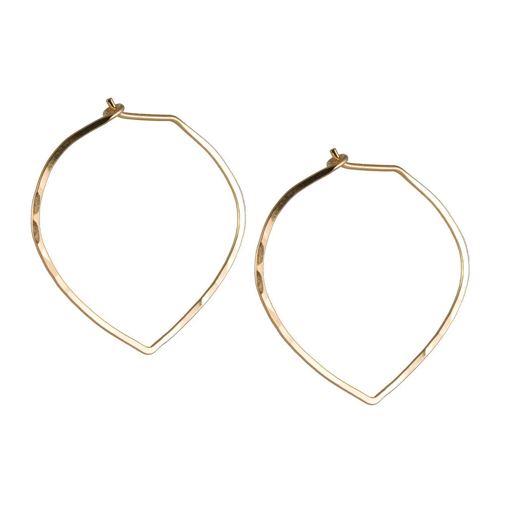Lotus Continuous Hoops