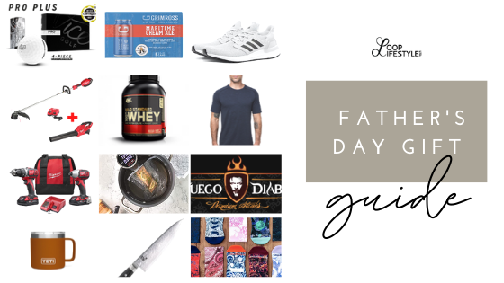 Zac & Charlie's Father's Day Gift Guides
