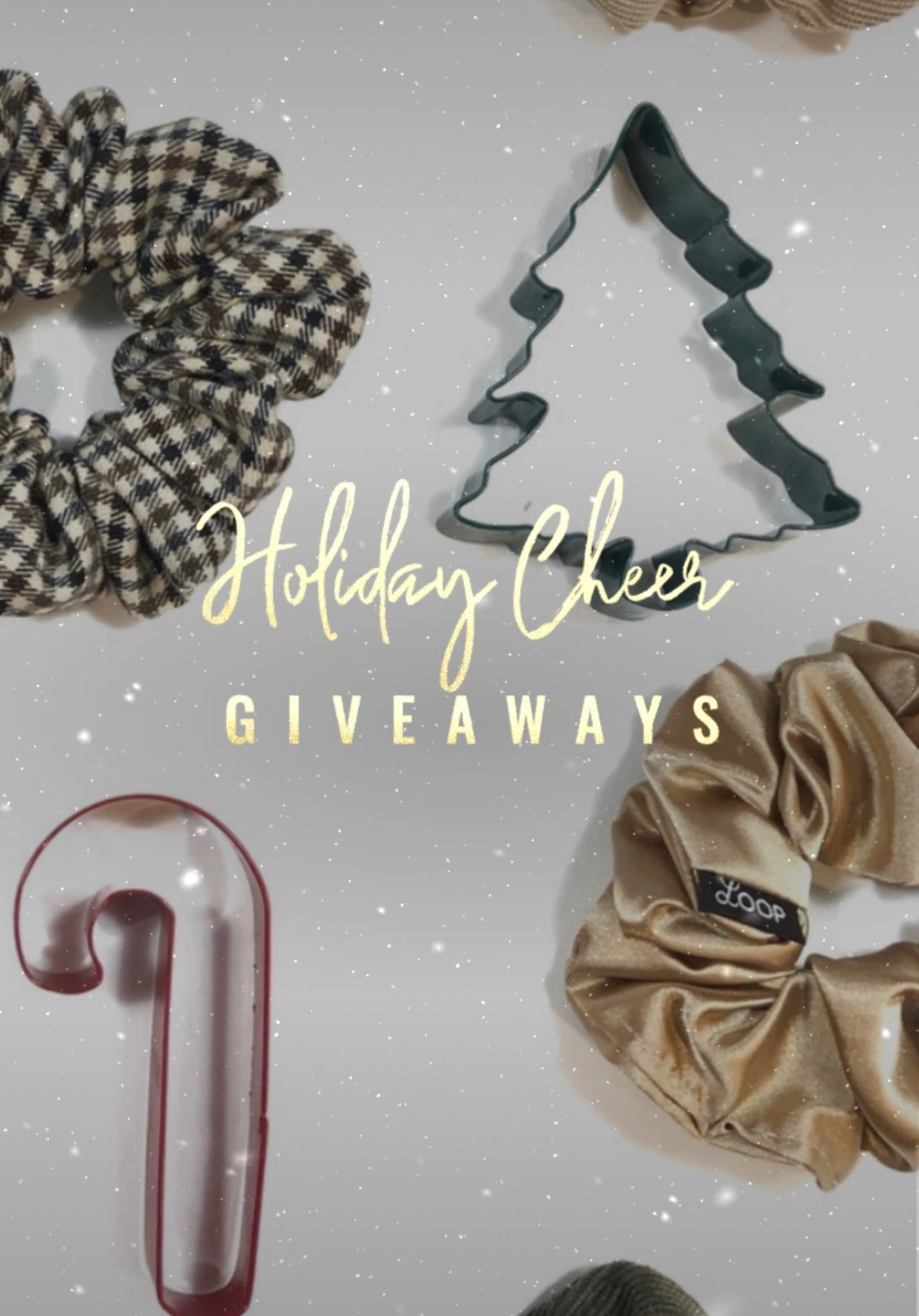 LOOP's Eight Days of Holiday Cheer Giveaways !