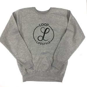 Loop Grey Crews