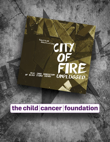 CITY OF FIRE feat. Chris Robertson of Black Stone Cherry