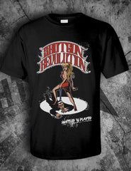 Hustled 'N Played shirt! [c]