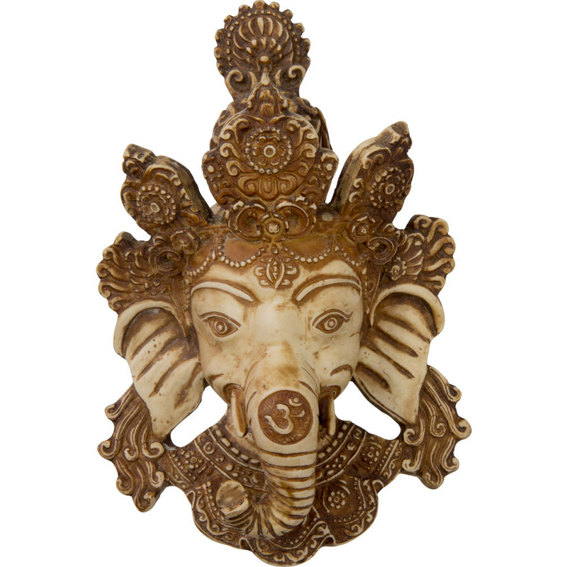 Wall Plaque - Ganesha | Dinomite Rocks and Gems