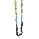 Chakra 7 Stones Necklace For Sale | Dinomite Rocks and Gems