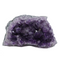 Amethyst Cluster Dark Purple from Brazil - 1.36lbs