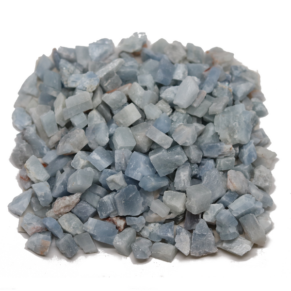 Blue Calcite - Small - 1lb Lot