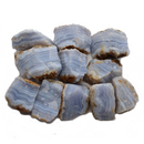 Blue Lace Agate Rough - 1lb Lot