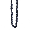 Blue Goldstone Necklace For Sale | Dinomite Rocks and Gems