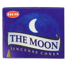 Hem The Moon Incense Cones - 10 Cones