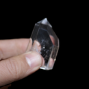 AAA Polished Clear Quartz Crystal Point - 64 grams