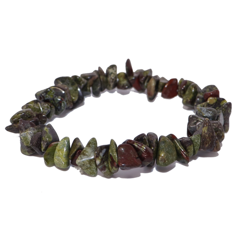 Dragonblood Natural Chip Bracelet