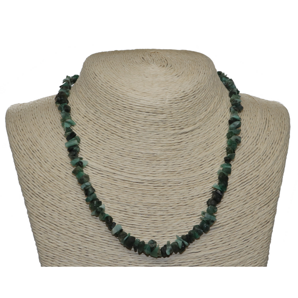 Emerald Necklace For Sale | Dinomite Rocks and Gems