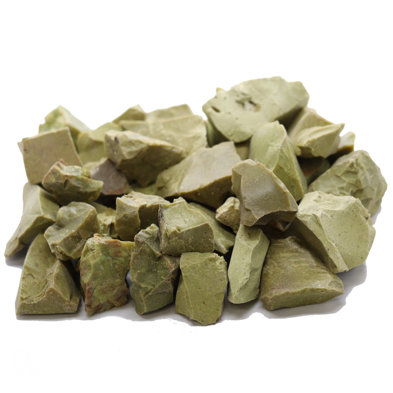 Green Opal Rough - 1lb Lot