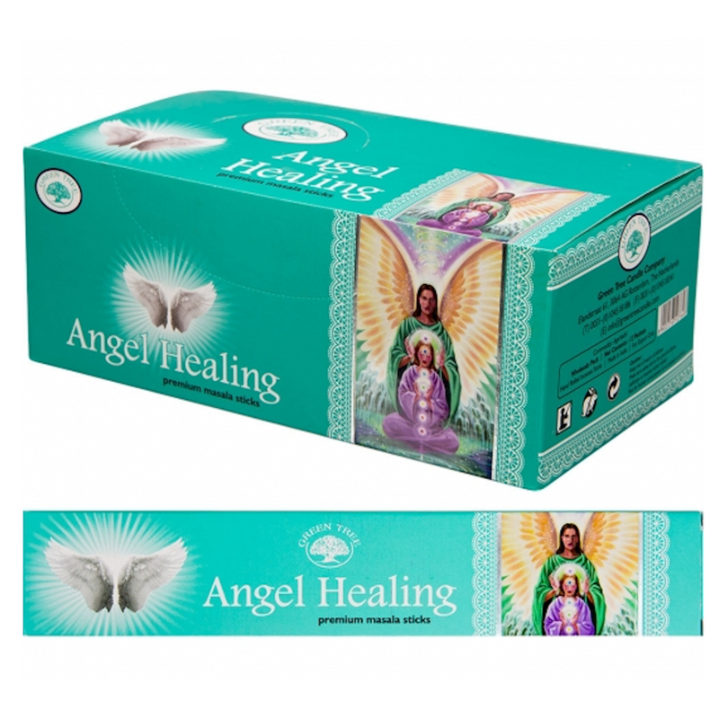 Green Tree Incense - Angel Healing 15 gr