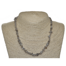Grey Moonstone Necklace For Sale | Dinomite Rocks and Gems