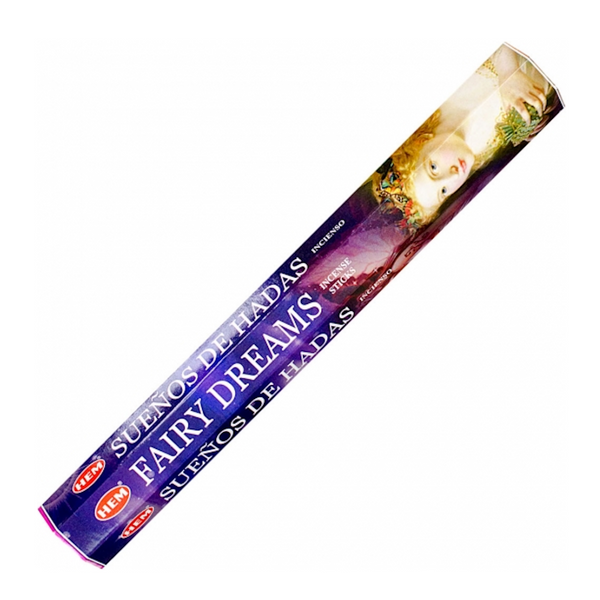 Hem Hexagonal Pack Incense 20 gr -  Fairy Dreams