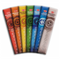 "Hem Seven Chakras Incense Set - 7 packs and 35 Sticks ""Great Value"""