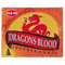 Hem Dragon's Blood Incense Cones - 10 Cones