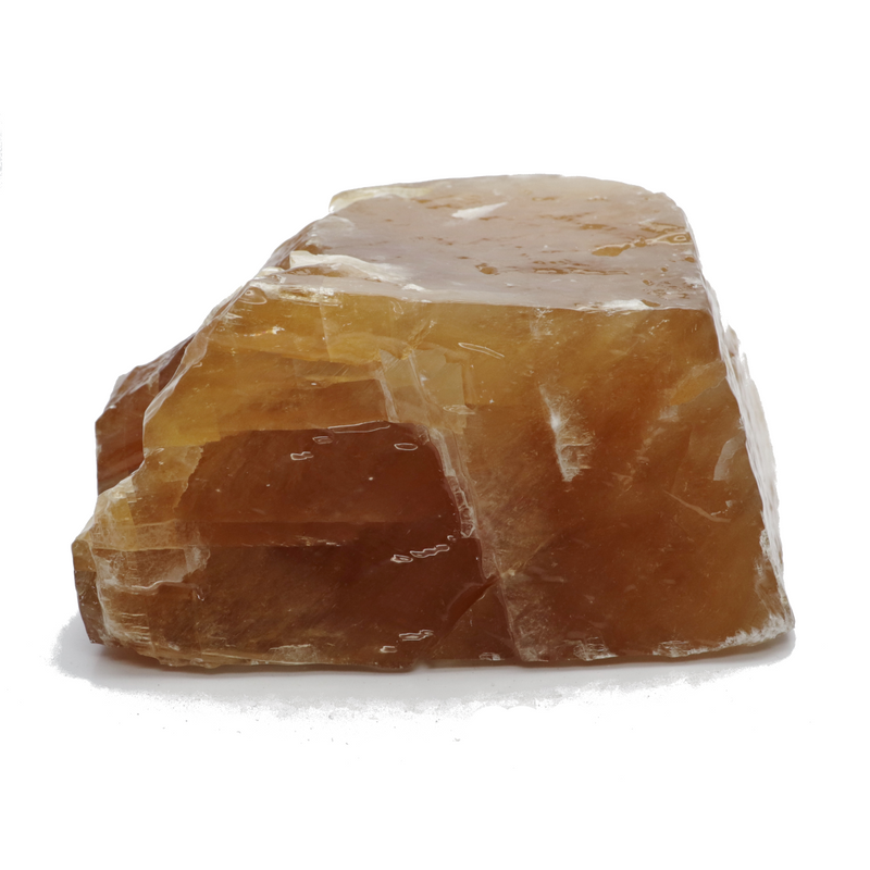 Honey Calcite for Sale | Dinomite Rocks and Gems